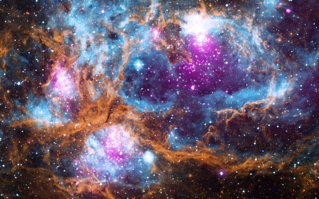 Les meilleures images de l'espace que le télescope spatial Chandra nous a laissé après 20 ans de prise de vue