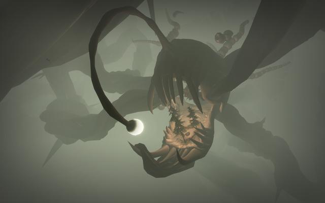 Outer Wildsは、「ああ、宇宙で死ぬ」からアートフォームを作成します。