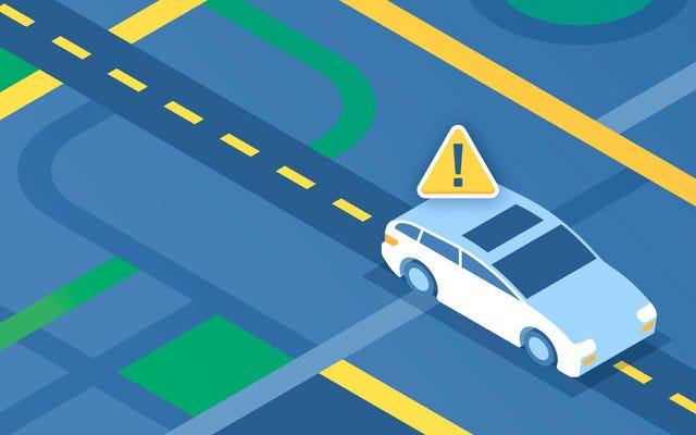 Dovresti lasciare che la tua compagnia di assicurazioni rintracci la tua guida?