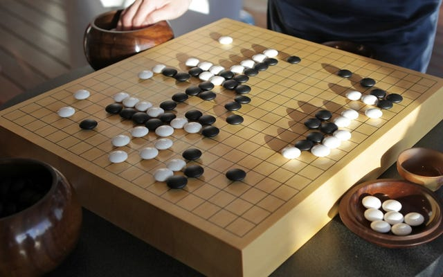 彼らは、中国のゲームGoの大きな謎の1つを、その作成から2500年後に解決します。