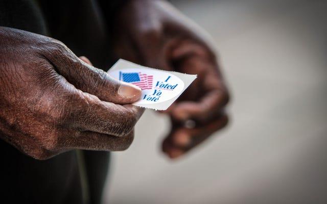 あなたの投票で混沌を沈黙させ、他の人が同じことをするのを手伝ってください