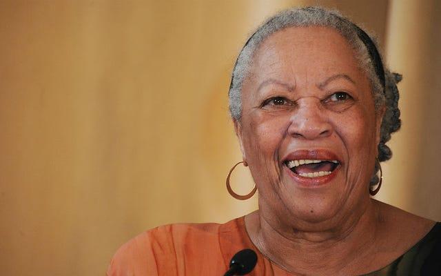 Toni Morrison'ın Gelen Kutusunda Kendrick Lamar Şarkıları Var
