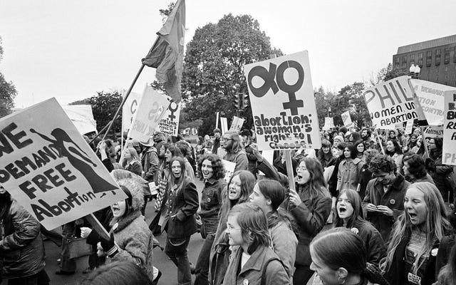 Retour sur Jane, le réseau souterrain d'avortement des années 1970