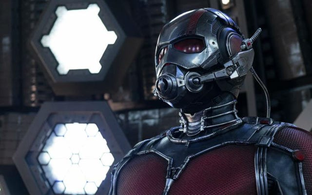 Làm thế nào mà Ant-Man lớn tiết lộ kết thúc trong Captain America: Civil War