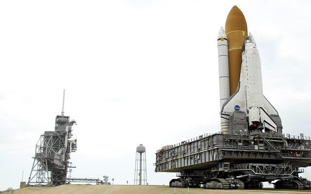 Devasa Uzay Aracı Taşıma Araçları 50 Yıl Sonra Hala Gidiyor