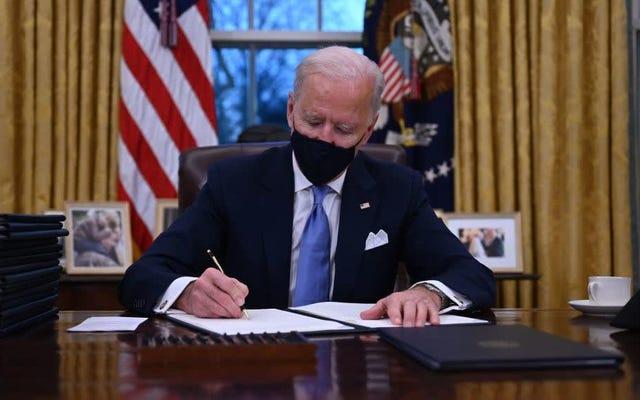 バイデンの大統領命令はあなたの債務にどのように影響しますか?