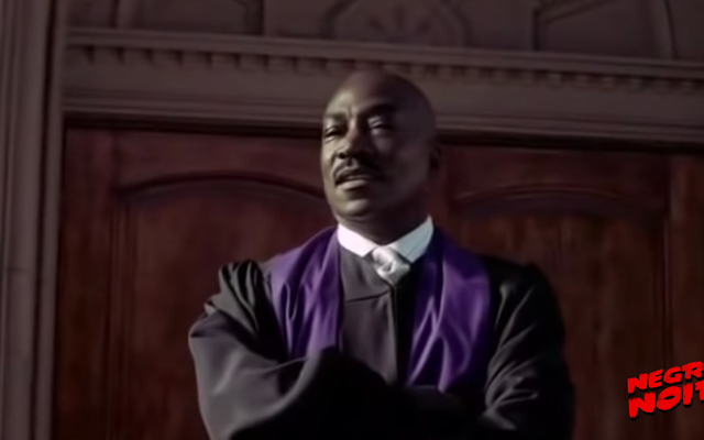 Negro Noir: The Preacher's Son veramente salta fuori negli ultimi 15 minuti