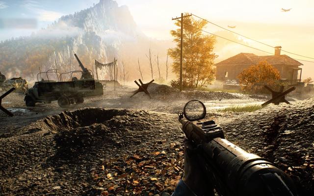 La nouvelle carte de Battlefield V apporte des falaises vertigineuses et un carnage rapide