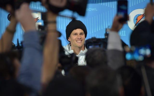 No hay nada que decir sobre este Super Bowl