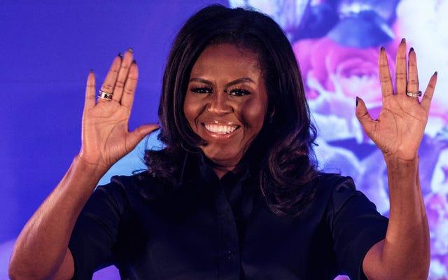 Que #SelfCareSunday de Michelle Obama soit la motivation dont vous avez besoin ce lundi