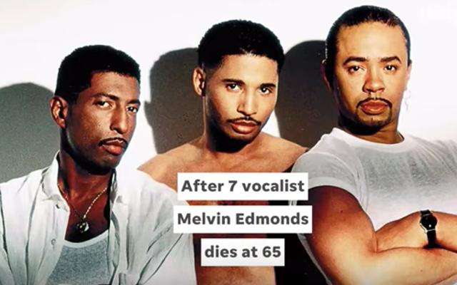 R&BのSoulful After7の創設者であるMelvinEdmondsが65歳で死去