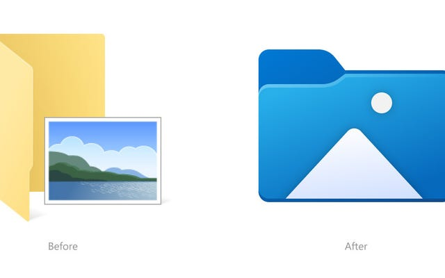 ฉันเกลียดไอคอนใหม่ของ Windows 10