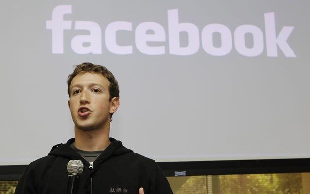 페이스북의 '가짜 뉴스' 솔루션으로는 문제가 해결되지 않는다