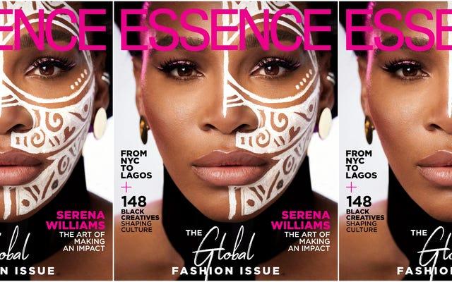 Uluslararası Bilinen: Essence Küresel Etkisini Serena Williams ve Yeni Bir Tasarımla Kutluyor