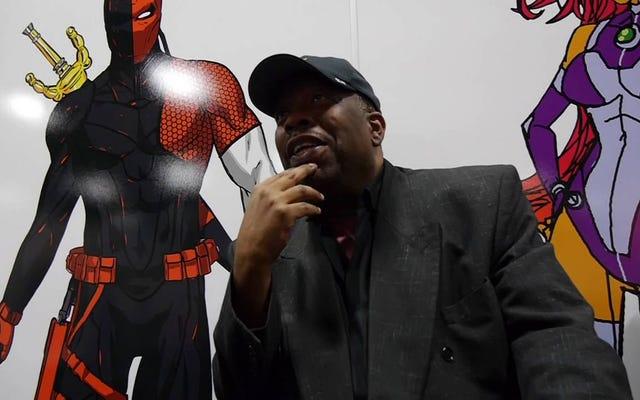 El primer escritor negro de Marvel y DC regresa a los cómics después de una ausencia de 11 años