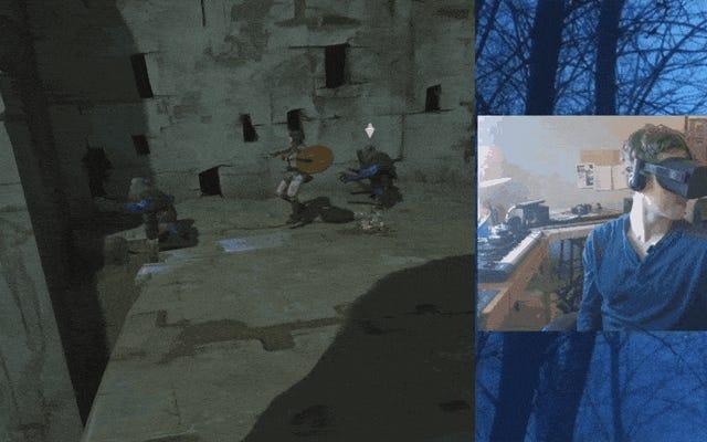 VRゲームの概要:驚くほど優れたアクションRPGクロノス