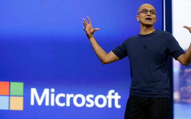 """Microsoft अंततः मोबाइल पर अपनी विफलता को स्वीकार करता है: """"गलती यह थी कि पीसी को हर चीज का केंद्र माना जाए"""""""