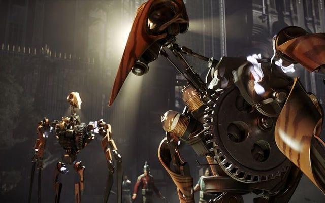 Pt。2-Dishonored2は機械的な邸宅の中で生き返ります