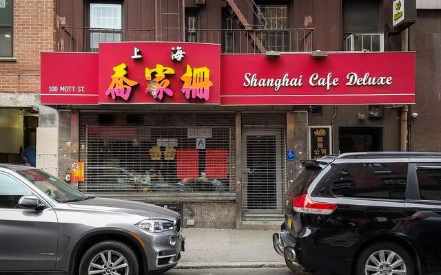 Cuando un restaurante que amas cierra sus puertas por última vez