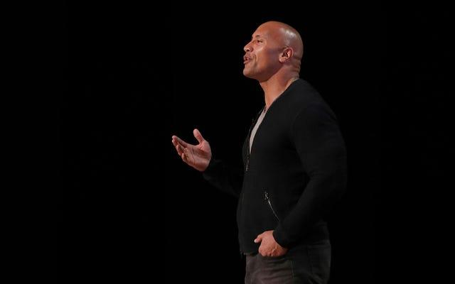 The Rock, 2024'te Tamamen John Cena'ya Karşı Başkanlığa Koşacak