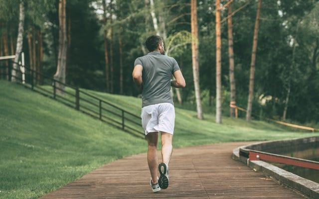 「直感的なランニング」を試して、考えすぎずに運動してください
