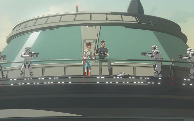 Un produttore di Star Wars Resistance risponde alle vostre domande scottanti dopo il finale della prima stagione