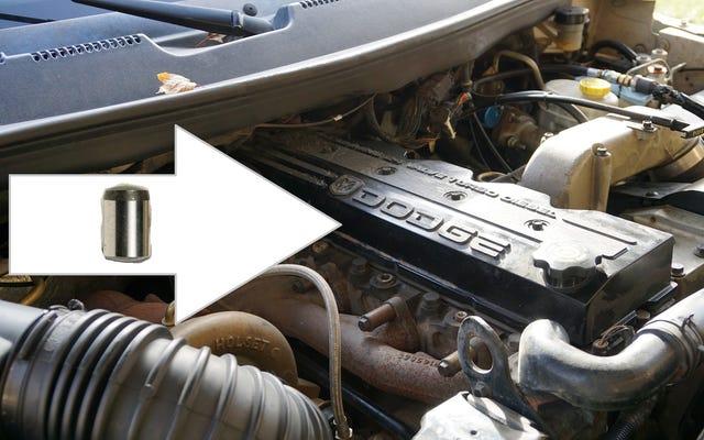 Jak ten mały kawałek metalu może zniszczyć niezwyciężony 5,9 l Cummins Turbo Diesel