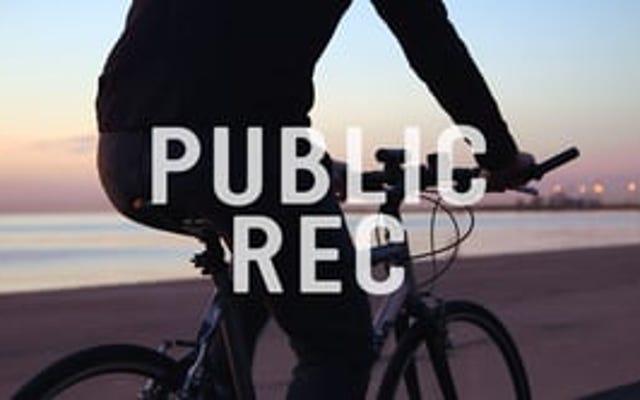 Hommes: portez des sweats à l'extérieur en toute sécurité avec Public Rec