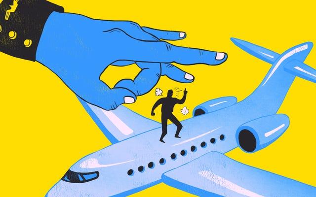 Le mythe des droits des voyageurs