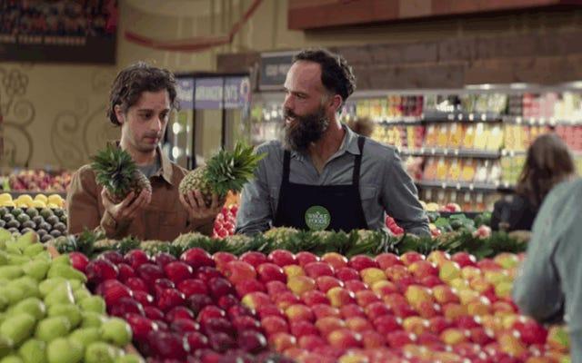 Kampanye Iklan Makanan Utuh Baru Tidak Menunjukkan Karyawan Menangis Tak Terkendali