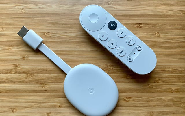 Chromecast con Google TV è davvero perfetto adesso, eh?