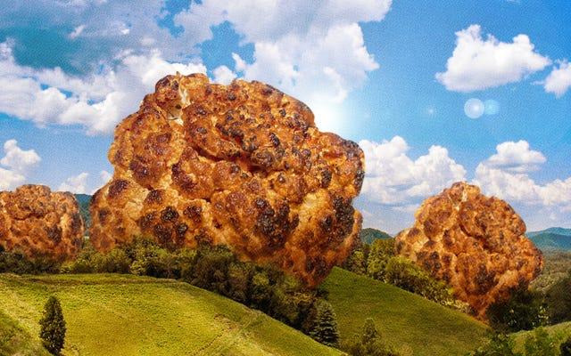 BBQ Kalafior przyćmiewa wszystko inne na rusztach grillowych