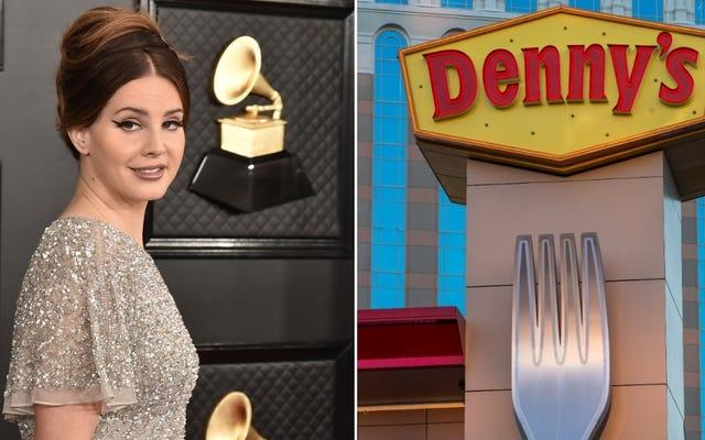 Lana Del Rey zapowiada nowy album z cyfrowymi coverami autorstwa Denny'ego, tak jak to się robi