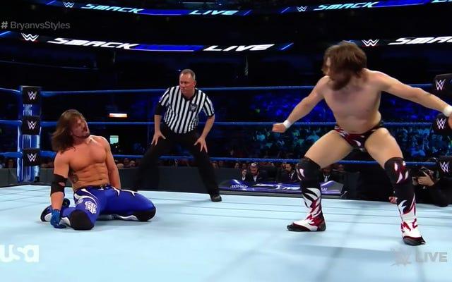 ダニエル・ブライアンのレスリングへの復帰は素晴らしかった