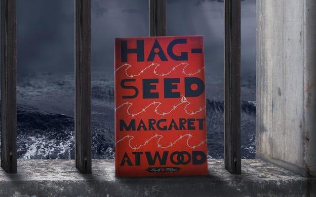 マーガレット・アトウッドによるテンペストの素朴な適応に見られるように、すべてがそうであるわけではありません