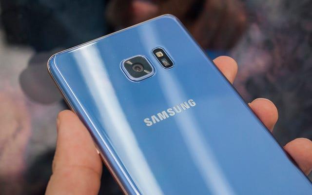 Cómo cambiar su Samsung Galaxy Note 7