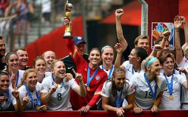 USWNTプレーヤー協会が米国サッカー訴訟への対応を枯渇させる