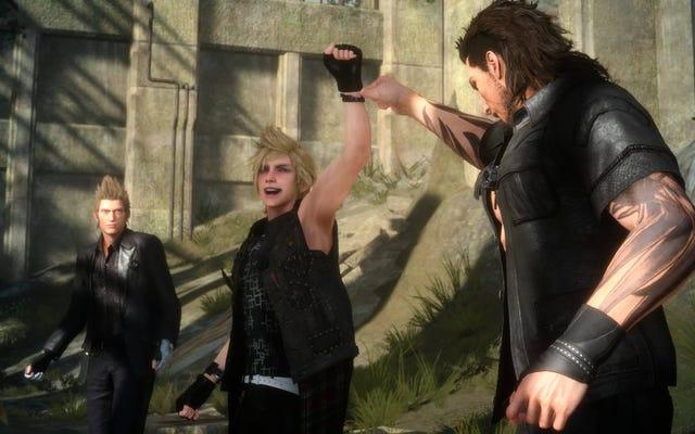 Les meilleures bromances de Final Fantasy