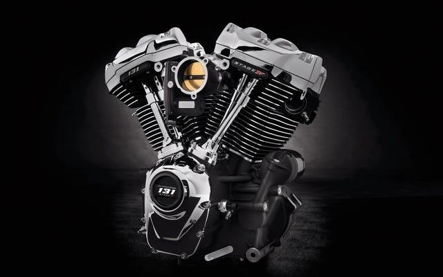 Harley-Davidson Menaiki Tantangan V-Twin Dengan Motor Crate 131 Kubik Inci Baru