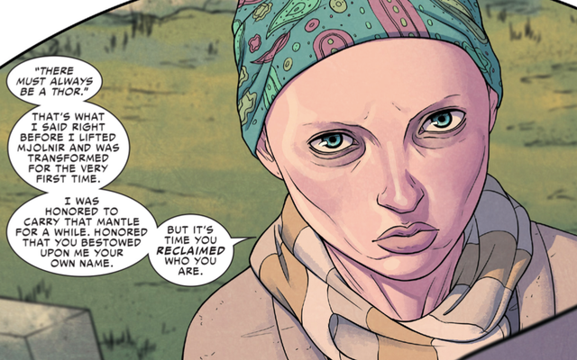 ジェーンフォスターは彼女の新しいマーベルシリーズでアスガルドのヴァルキリーになりつつあります