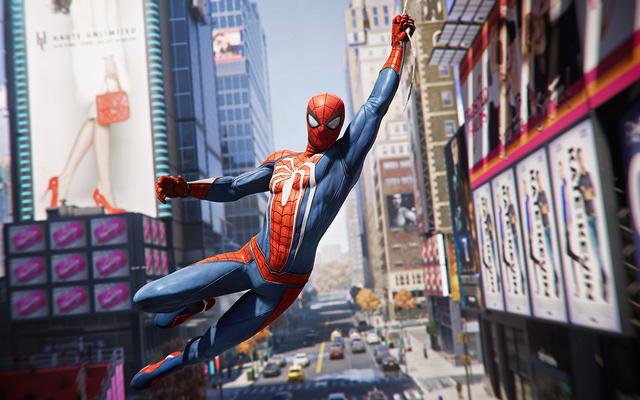 ソニーは、PS4用のスパイダーマンゲームの作成者であるInsomniacGamesを購入します