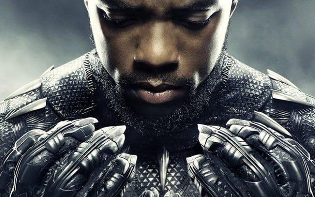 Sur la panthère noire, le léopard noir et la politique d'être un super-héros noir