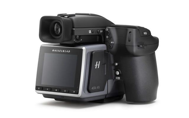 Новая камера Hasselblad - это монстр, способный снимать 400 мегапикселей фотографий весом 2,4 ГБ каждая.