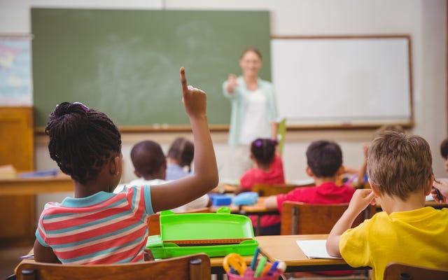 ニュージャージー小学校での模擬奴隷オークションは親を激怒させる