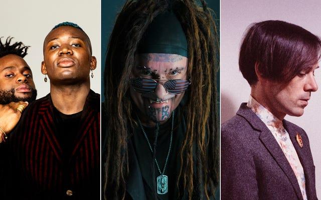 Ministry, Of Montreal и другие альбомы, о которых нужно знать на этой неделе