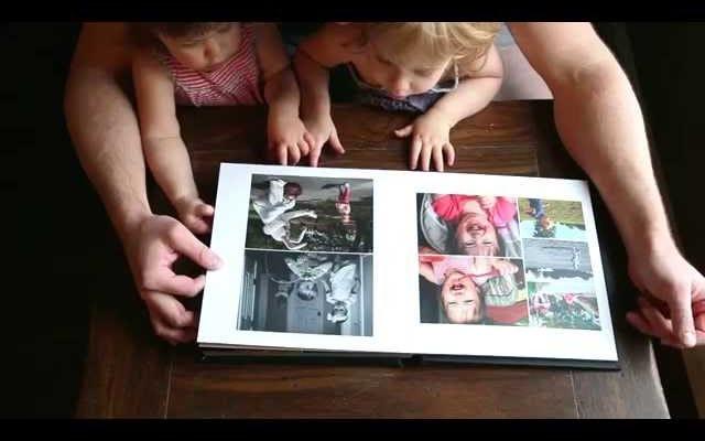 यह सरल वीडियो आपके पारिवारिक फ़ोटो को प्रिंट करने के लिए सबसे अच्छा मामला बनाता है