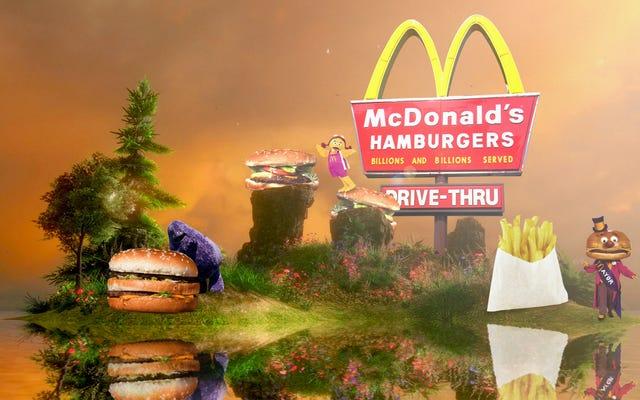Se souvenir des titans oubliés de McDonaldland