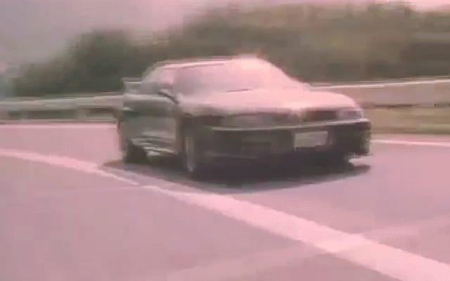 Ce film de course de rue japonais des années 1990 fait ressembler le rapide et le furieux au parrain