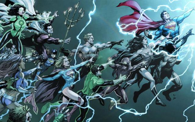Che diavolo è la rinascita della DC Comics, comunque? (Aggiornato!)