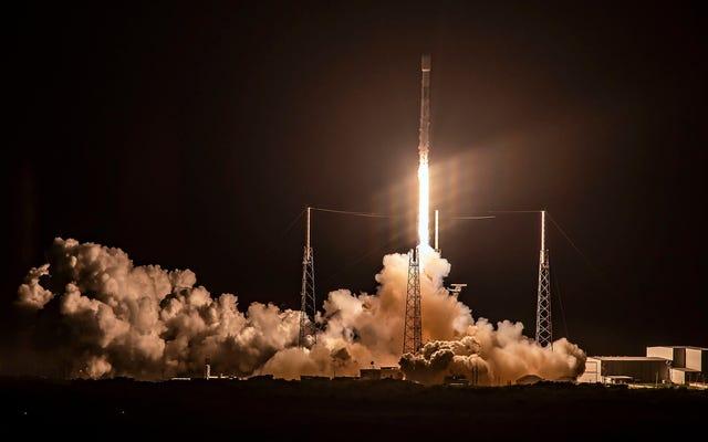 SpaceXのスターリンクブロードバンドサービスはFCCには遅すぎる可能性があります
